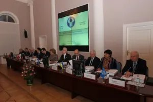 В Таврическом дворце прошло 38 пленарное заседание Совета МПА