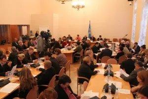 Начала работу международная конференция «Межкультурный диалог – важный фактор развития гражданского общества»