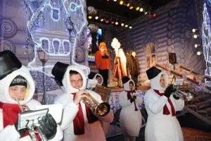 День Республики Беларусь на Рождественской ярмарке