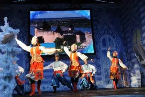 День Украины на Рождественской ярмарке