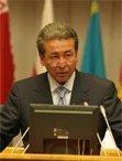 Выступление Председателя Жогорку Кенеша Кыргызской Республики Адахана Мадумарова на тридцатом пленарном заседании Межпарламентской Ассамблеи СНГ