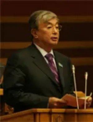 Выступление Председателя Сената Парламента Республики Казахстан Касыма-Жомарт Кемелулы Токаева на тридцатом пленарном заседании Межпарламентской Ассамблеи СНГ