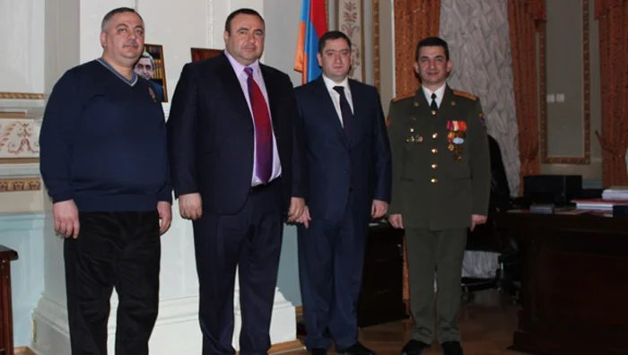 В МПА СНГ вручили государственные награды Республики Армения