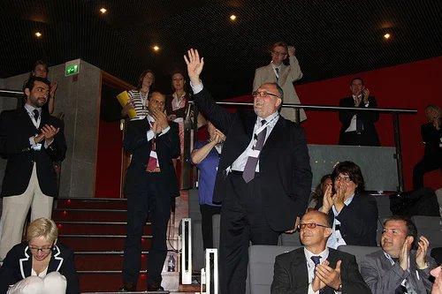 Генеральный секретарь Совета МПА СНГ Алексей Сергеев поздравил Рикардо Мильори с избранием на должность Председателя ПА ОБСЕ