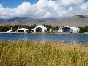 Представители МПА СНГ приехали в Киргизию на VIII Международные спортивные игры государств-участников СНГ