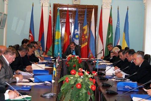 В Минске прошло координационное совещание группы наблюдателей от МПА СНГ
