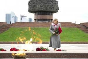 Chairperson and Members of IPA CIS Council Honored Memory of Great Patriotic War Victims