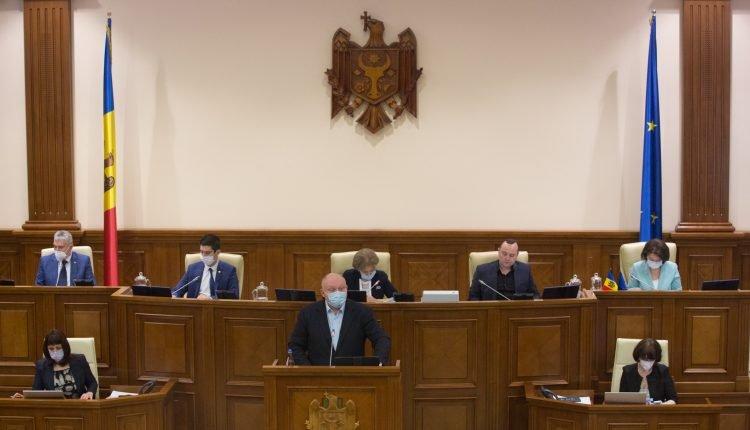 Парламент Молдовы принял закон о некоммерческих организациях