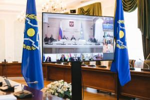 Заседание Совета ПА ОДКБ состоялось в формате видеоконференции