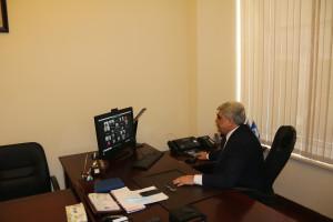 Бакинский филиал МИМРД МПА СНГ провел видеоконференцию на тему «Роль государственной молодежной политики в обществе. Достижения и перспективы»