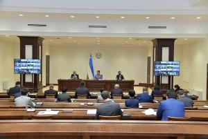 Олий Мажлис Узбекистана принял законы в области энергосбережения, охраны окружающей среды и защиты прав человека