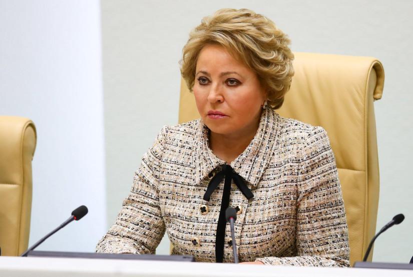 Валентина Матвиенко: Важно сохранить для будущих поколений правду о трагедии войны