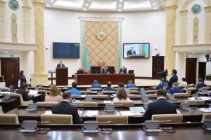 Парламентарии Казахстана приняли ряд законов в экономической сфере