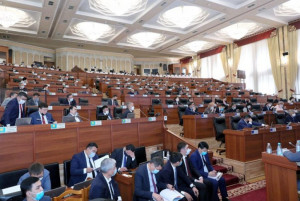 Kyrgyz MPs Adopt a Number of Environmental Laws