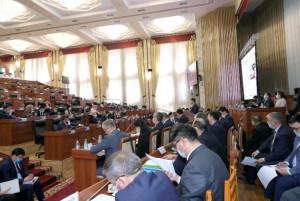 Жогорку Кенеш одобрил изменения в избирательном законодательстве Кыргызстана