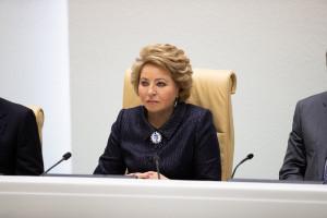 Валентина Матвиенко: Парламентарии оперативно включатся в процесс подготовки правовых актов для реализации конституционных изменений