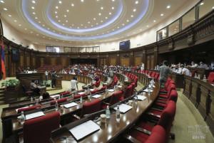 В Национальном Собрании Армении создана комиссия для оценки эффективности мер борьбы с COVID-19
