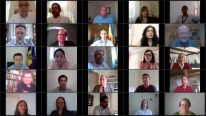 Сотрудники и эксперты МИМРД приняли участие в онлайн-конференции «Выборы во время эпидемии»