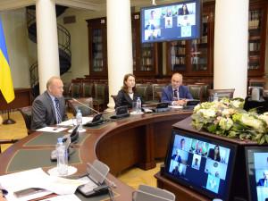 В Международном институте мониторинга развития демократии обсудили итоги работы в первом полугодии