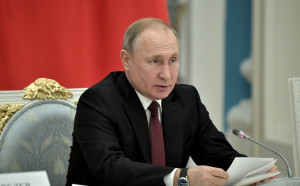 Vladimir Putin: Peoples of Soviet Union Made Crucial Contribution to Defeat of Nazism