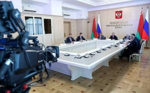 58-я сессия Парламентского Собрания Союза Беларуси и России прошла в формате видеоконференции