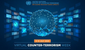 UN Virtual Counter-Terrorism Week Launched
