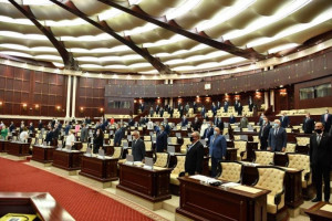 Azerbaijan MPs Adopted Amendments to a Number of Laws