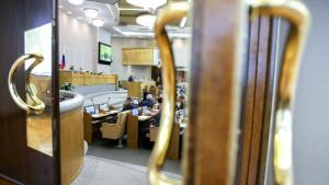 Депутаты Российской Федерации приняли в первом чтении законопроект о защите территориальной целостности