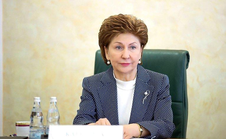 Галина Карелова: В преддверии III Евразийского женского форума ведется работа по развитию женской повестки