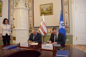 Секретариат Совета МПА СНГ и РАНХиГС развивают сотрудничество