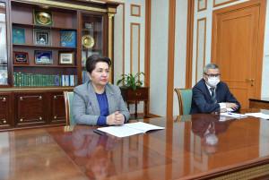 В Республике Узбекистан обсудили вопросы противодействия торговле людьми в условиях пандемии