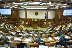 Парламент Республики Молдова провел в весеннюю сессию 18 заседаний