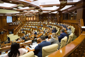 Parliament of Republic of Moldova Simplified Procedure for Subsidizing Agriculture