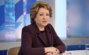Валентина Матвиенко: Реформа Совета Федерации обеспечила чистоту в реализации принципа разделения властей