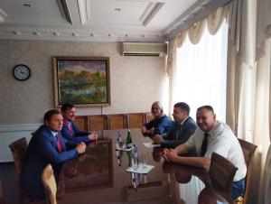 Группа наблюдателей от МПА СНГ продолжает мониторинг выборов Президента Республики Беларусь в регионах страны