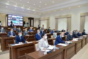 Сенат Олий Мажлиса Республики Узбекистан одобрил ряд законопроектов