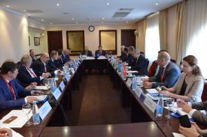 Международные наблюдатели от МПА СНГ на президентских выборах в Беларуси определили план работ на ближайшие дни