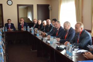 Наблюдатели от МПА СНГ  обсудили роль наблюдателей на выборах с представителями общественных движений Беларуси