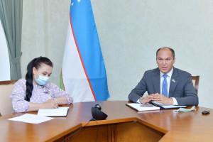В Сенате Олий Мажлиса Республики Узбекистан обсудили развитие женского предпринимательства