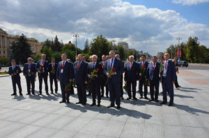 IPA CIS International Observers Honored Memory of Heroes of Great Patriotic War in Minsk