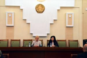 IPA CIS Observers Met With Lidia Ermoshina