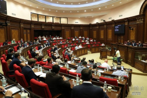 Parliament of Republic of Armenia Amended Labour Code
