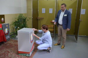 Belarus Elects Head of State: IPA CIS Observer Team Monitors Opening of Stations