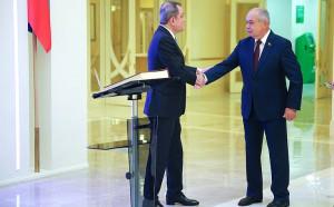 В Совете Федерации отметили развивающиеся межпарламентские связи между Россией и Азербайджаном