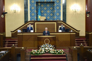 Парламент Казахстана законодательно обеспечит исполнение поручений, озвученных в Послании Президента страны