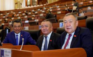 Депутаты Жогорку Кенеша Кыргызской Республики проголосовали за ратификацию ряда кредитных соглашений