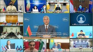 Владимир Андрейченко принял участие в 41-й Генеральной ассамблее Межпарламентской Ассамблеи АСЕАН