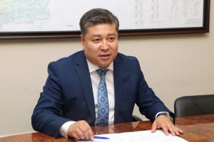 Plenipotentiary Representative of Jogorku Kenesh of Kyrgyz Republic at IPA CIS Met With Chair of Kyrgyz CEC