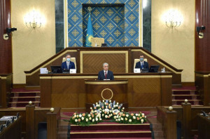 Kazakhstani Parliament To Legally Ensure Implementation of Errands Voiced in Presidential Address