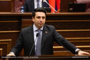Ален Симонян возглавит группу наблюдателей от МПА СНГ на парламентских выборах в Кыргызстане